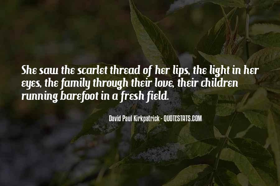 Quotes About Scarlet #423762