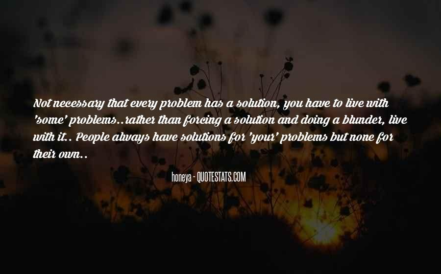 Quotes About Marriage Problems #1135027