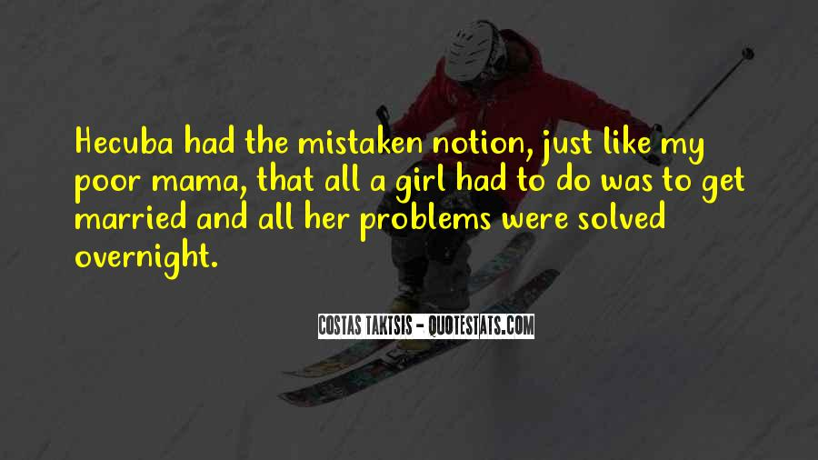 Quotes About Marriage Problems #125824
