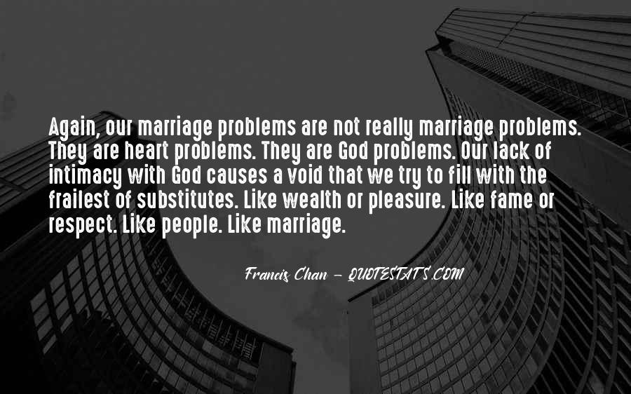 Quotes About Marriage Problems #1337057