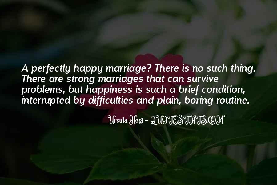 Quotes About Marriage Problems #1730147