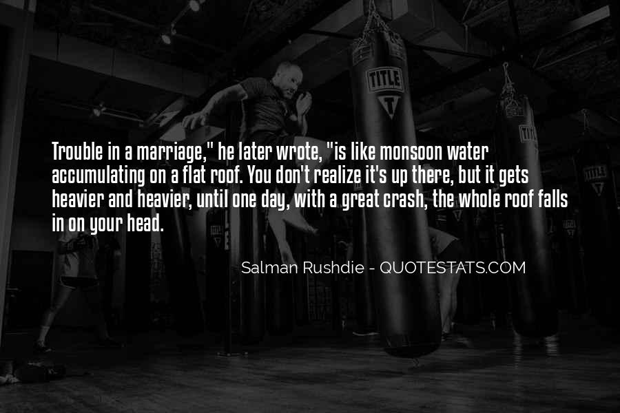 Quotes About Marriage Problems #1731025