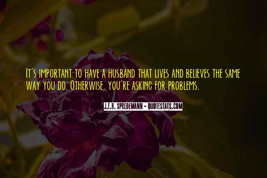 Quotes About Marriage Problems #220418