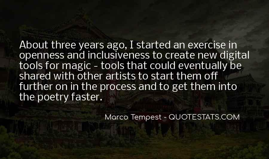 Quotes About Magic The Tempest #474233