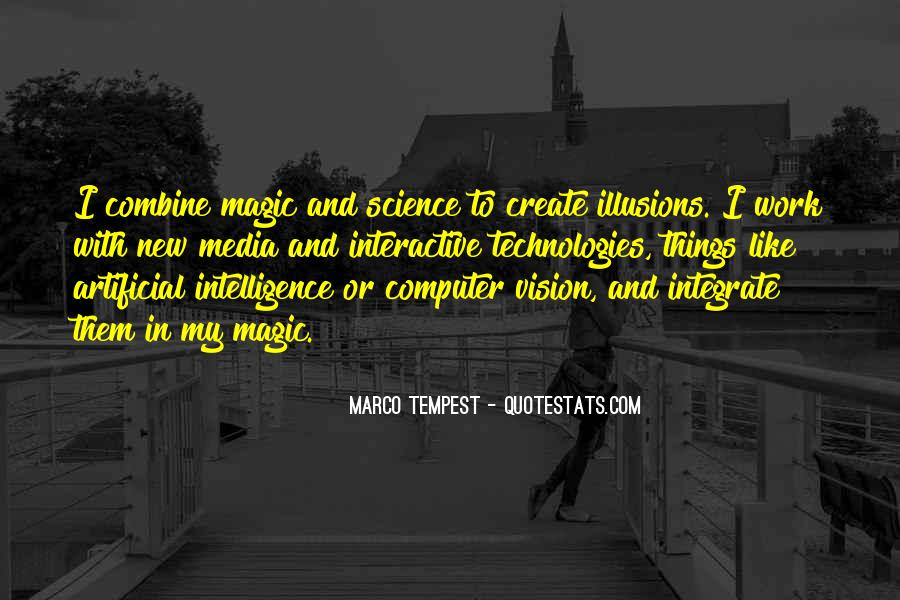 Quotes About Magic The Tempest #846582