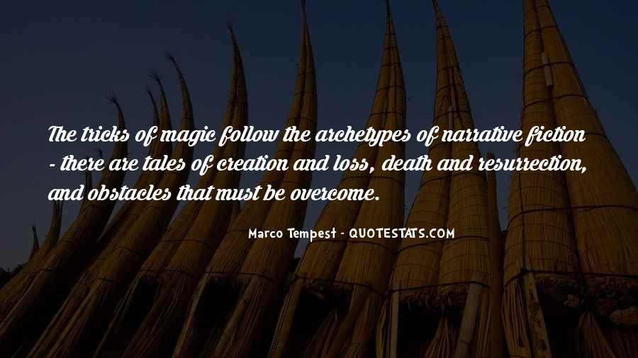 Quotes About Magic The Tempest #897757