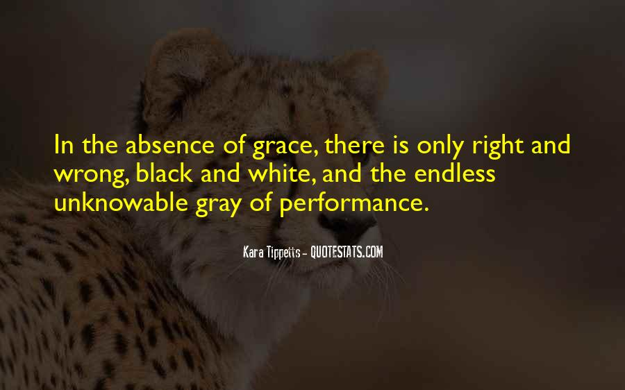 Quotes About Black White And Gray #271600
