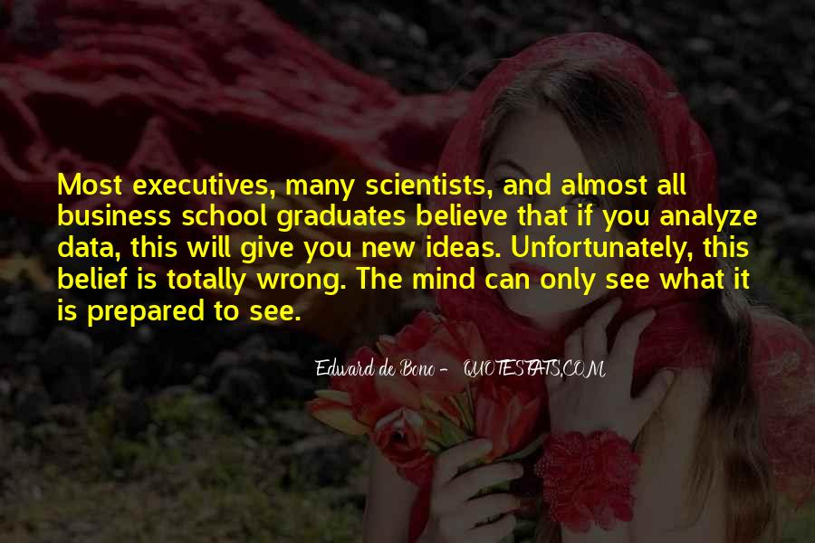 Quotes About Business Executives #1034