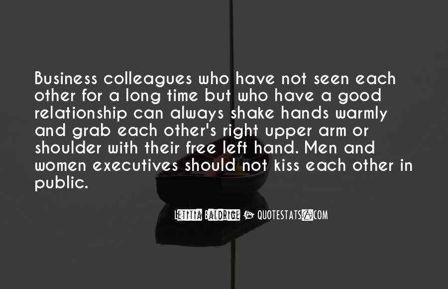 Quotes About Business Executives #1064687