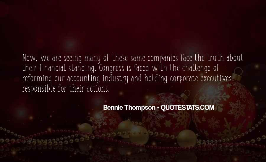 Quotes About Business Executives #1145259