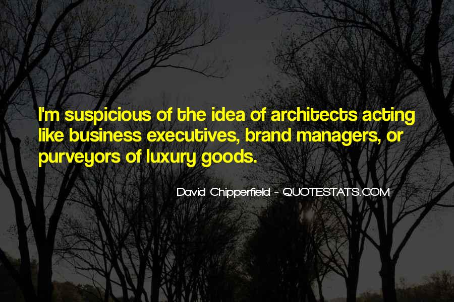 Quotes About Business Executives #1752898