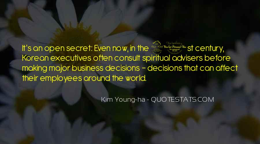 Quotes About Business Executives #486330