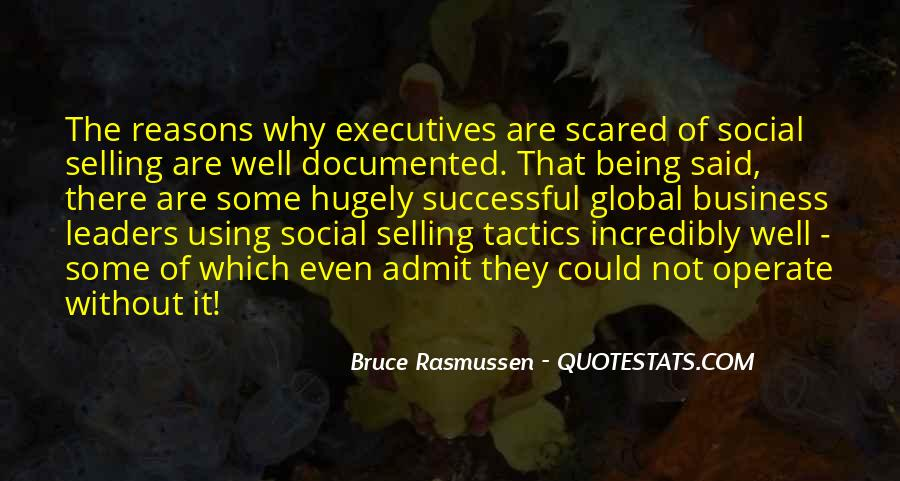 Quotes About Business Executives #555898