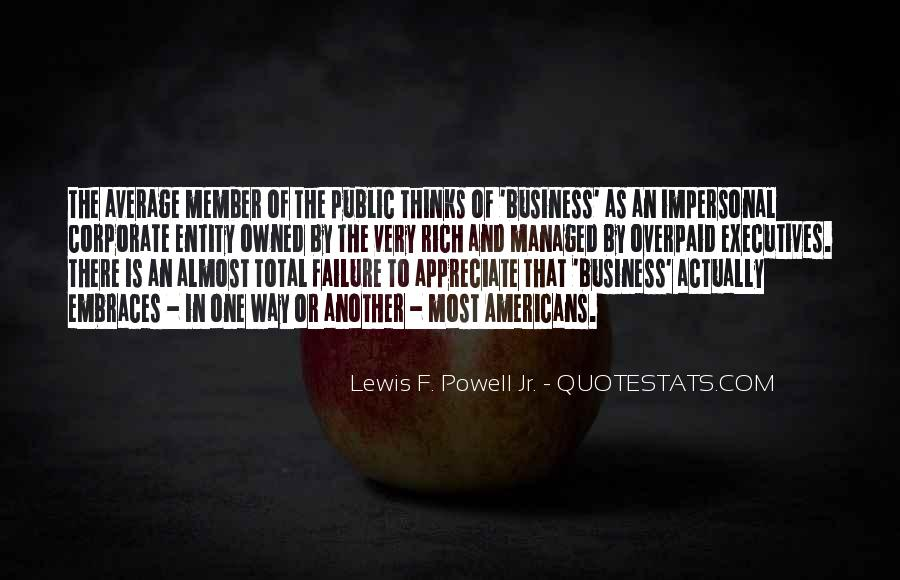 Quotes About Business Executives #575073