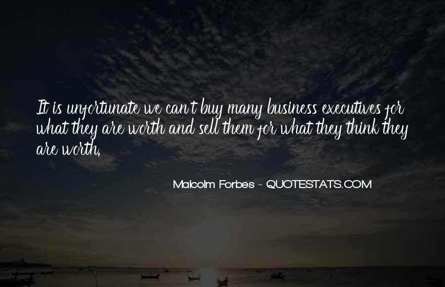 Quotes About Business Executives #756759