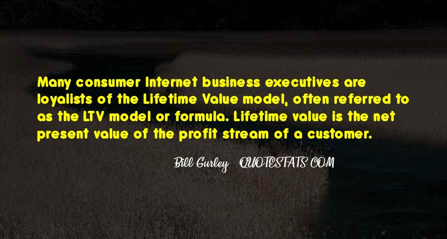 Quotes About Business Executives #874186