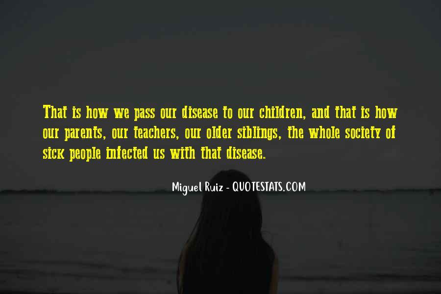 Quotes About Sick Parents #1794048