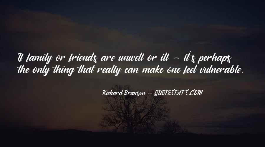 Quotes About Friends That Are Family #1000798