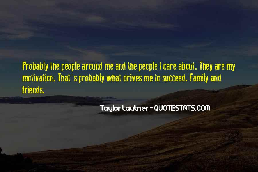 Quotes About Friends That Are Family #192373