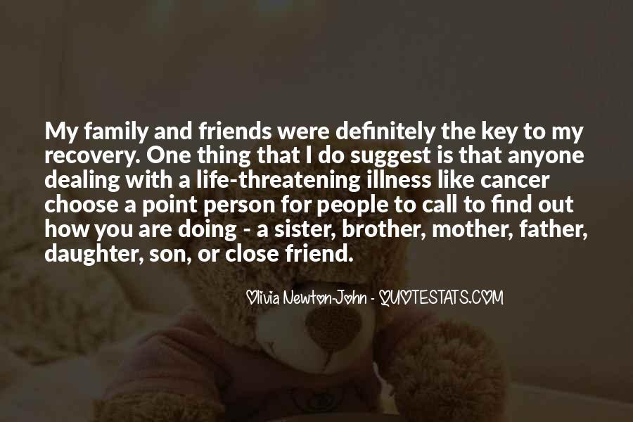 Quotes About Friends That Are Family #314004