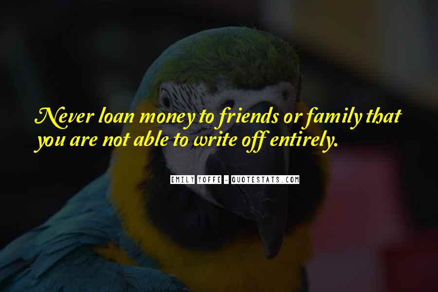 Quotes About Friends That Are Family #434909