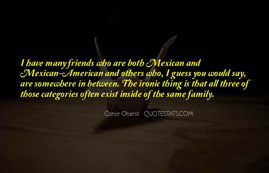Quotes About Friends That Are Family #887899