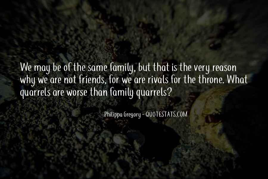 Quotes About Friends That Are Family #954428