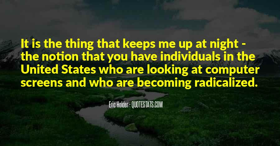 Quotes About Who You Are Becoming #1524401