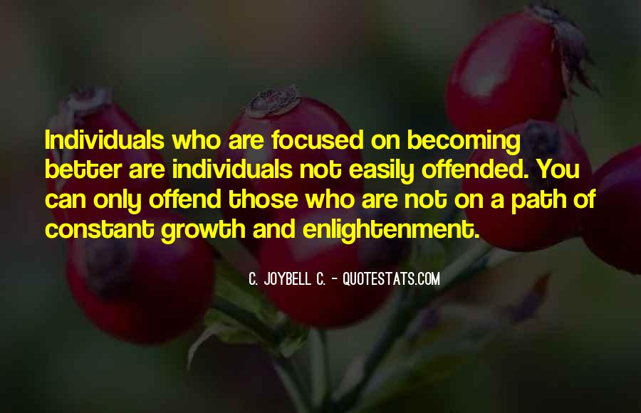 Quotes About Who You Are Becoming #1879309