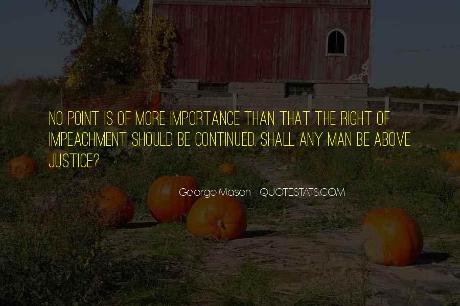 Quotes About Impeachment #1125997