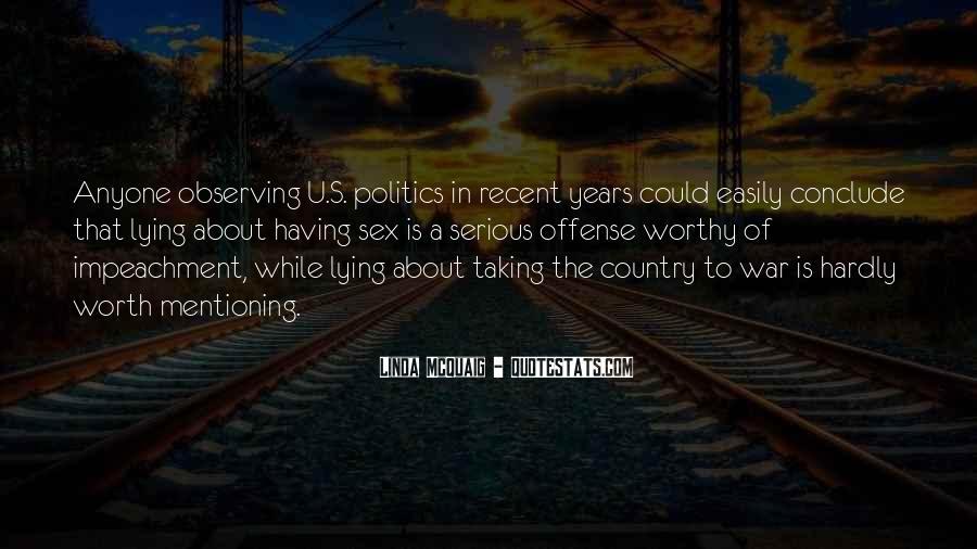 Quotes About Impeachment #1727728