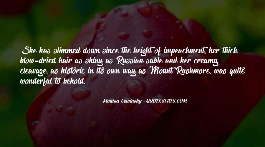 Quotes About Impeachment #1784968