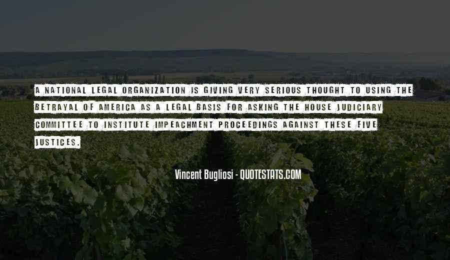 Quotes About Impeachment #281208