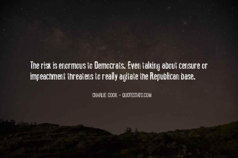 Quotes About Impeachment #544334