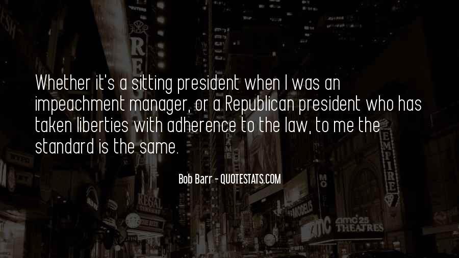 Quotes About Impeachment #675130
