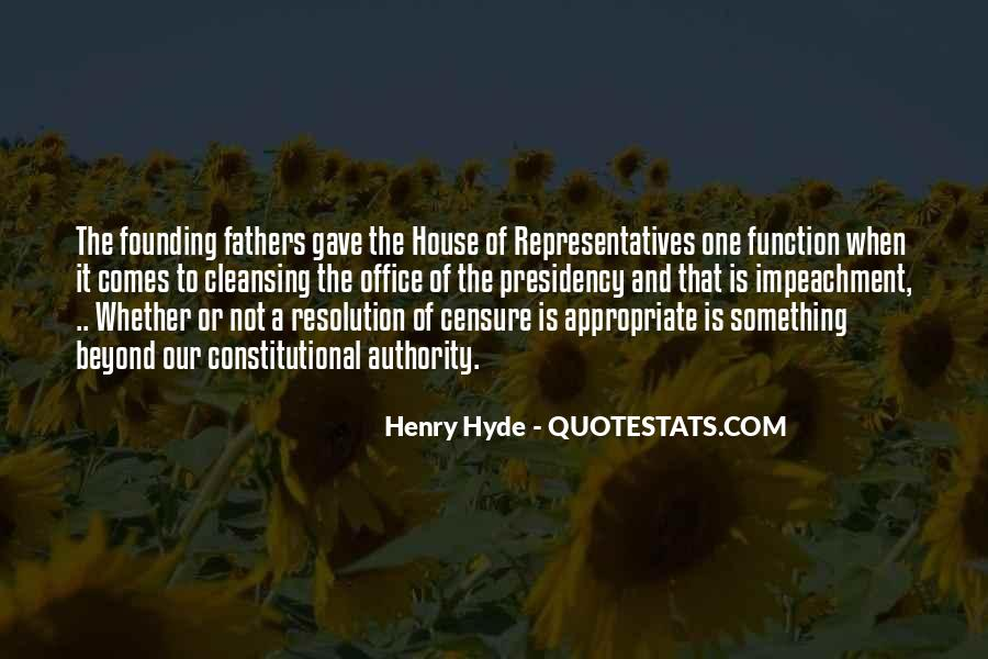 Quotes About Impeachment #912958