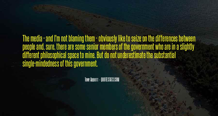 Quotes About Blaming Someone #120214
