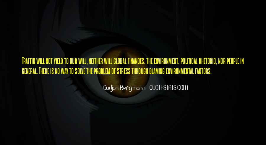Quotes About Blaming Someone #58110