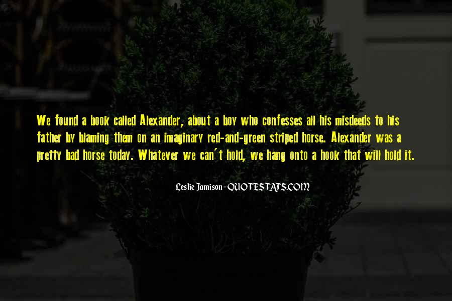 Quotes About Blaming Someone #97272