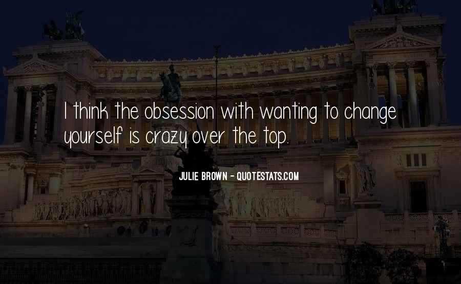 Quotes About Over The Top #104912