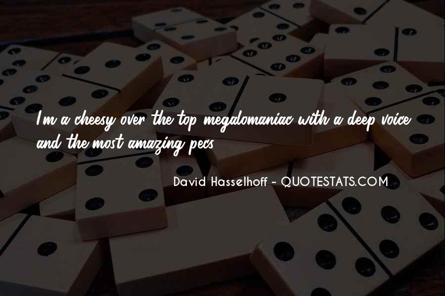 Quotes About Over The Top #490942
