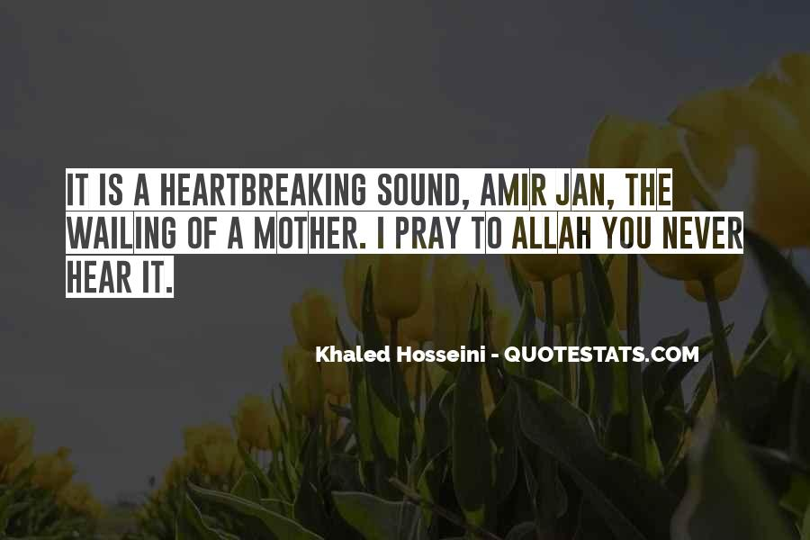 Quotes About Grieving Mother #1240689