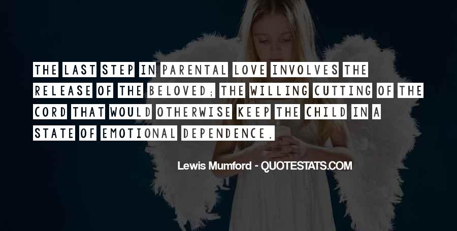Quotes About Step Parenting #1248580