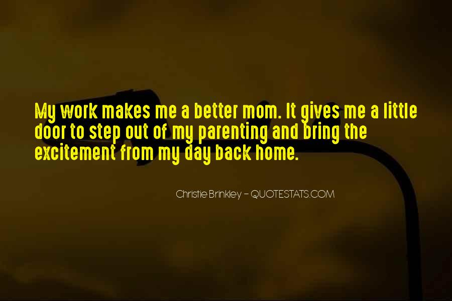 Quotes About Step Parenting #1298289