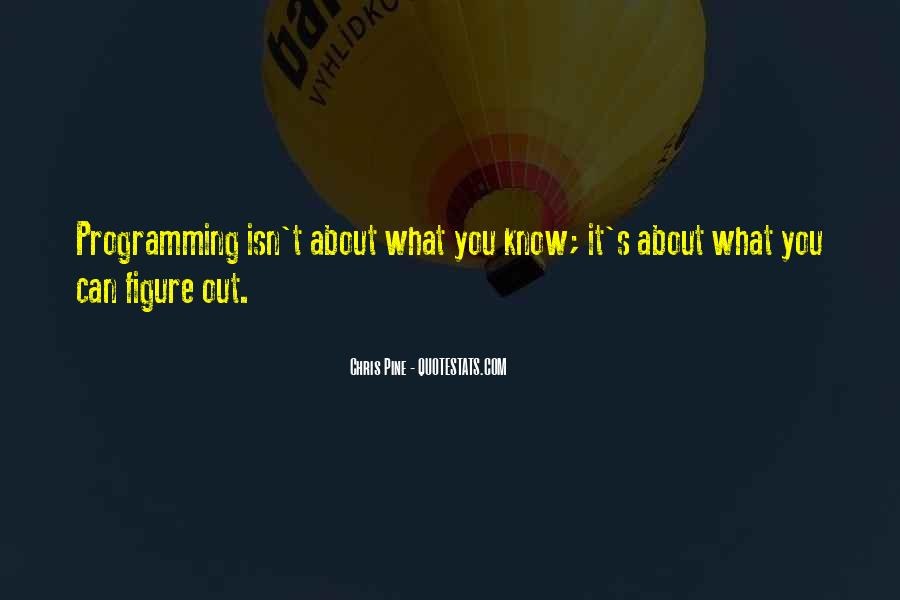 Quotes About Coding Programming #680868