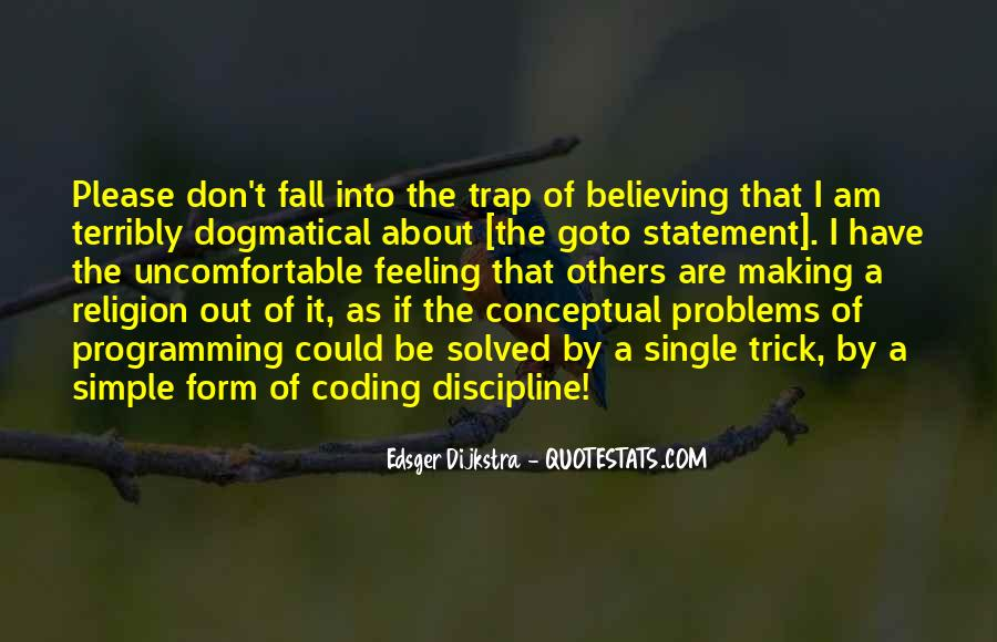 Quotes About Coding Programming #736680