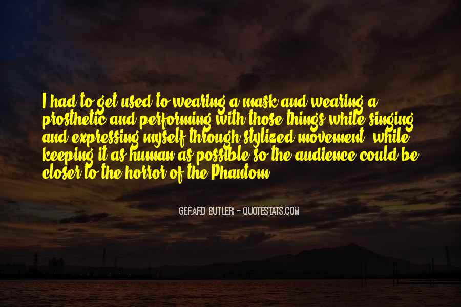 Quotes About Singing And Performing #1001110