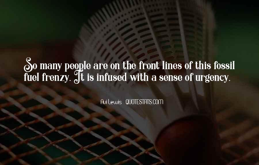 Quotes About Frenzy #165040