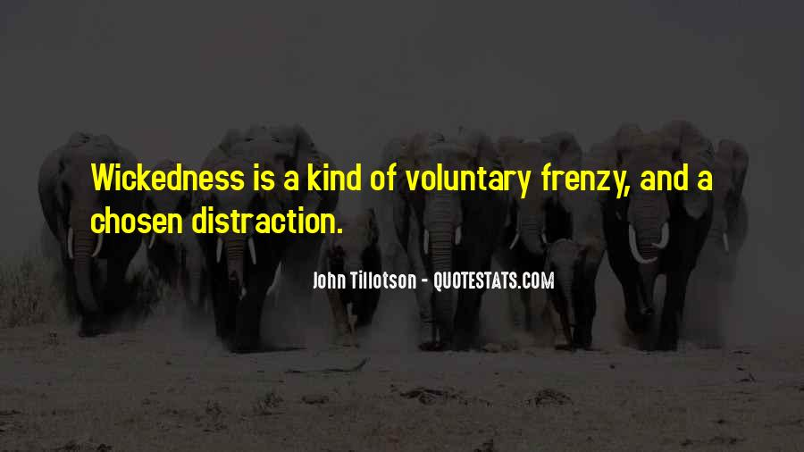 Quotes About Frenzy #628903