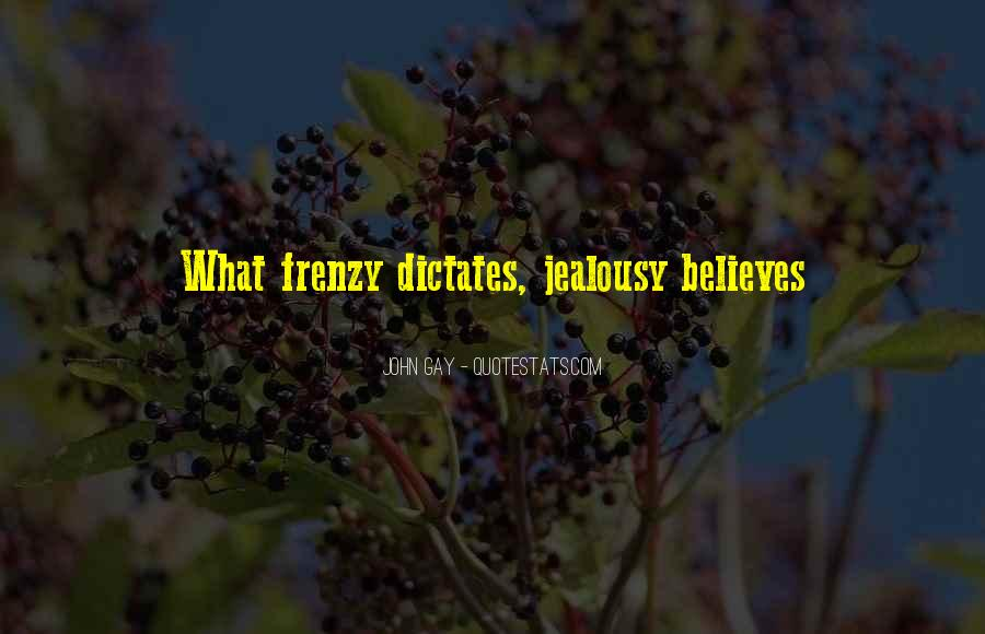 Quotes About Frenzy #806727
